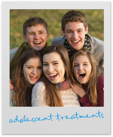 adolescent treatments